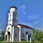 Храм Успења Пресвете Богородице Љуково
